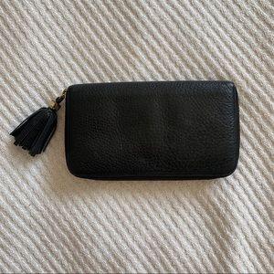 Tory Burch Bags - Tory Burch Black Wallet